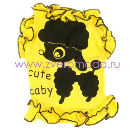 Cute Baby желтая