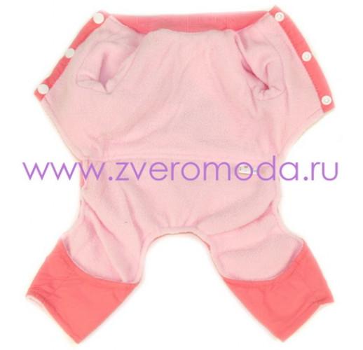 Adidas розовый