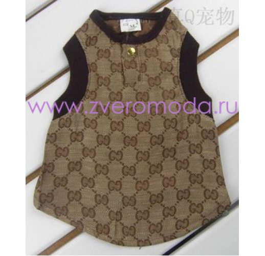 Gucci коричневое
